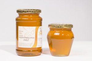 Medvehagyma méz